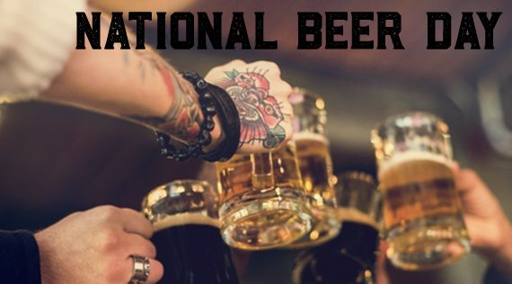 National Beer Day - The Hoppiest Holiday- http://hoppinessdelivered.com/national-beer-day-the-hoppiest-holiday/
