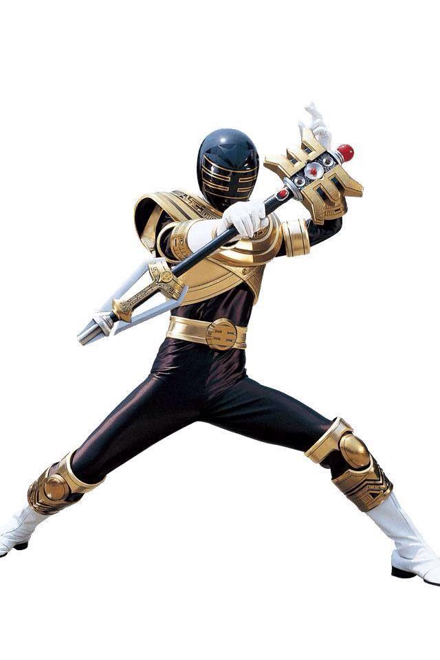 Power Rangers Zeo - Gold Ranger
