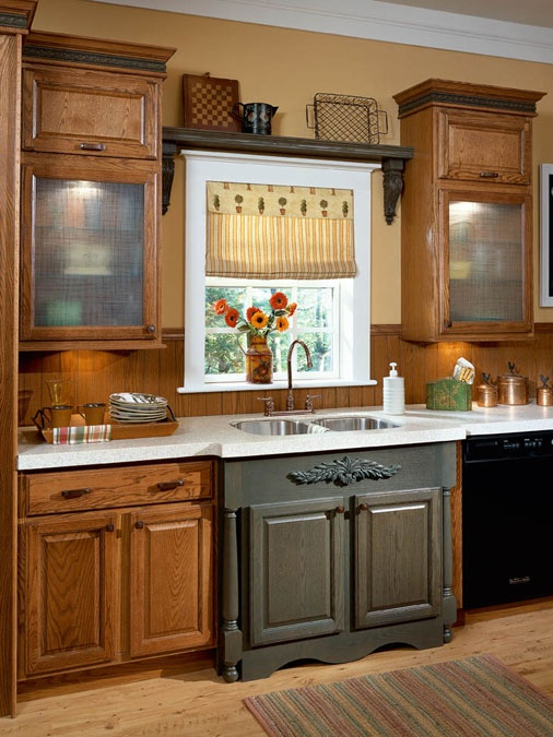 Lovely Discontinued Kraftmaid Kitchen Cabinets