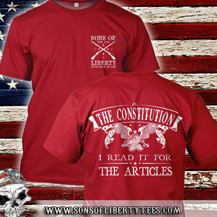 The Constitution. I Read if for the Articles. T-Shirt.  #Ccot #Constitution #Donttreadonme #Guns #Liberallunacy #Molonlabe #Patriot #Pc #Politicalcorrectness #Righttobeararms #Sonsoflibertytees #Teaparty