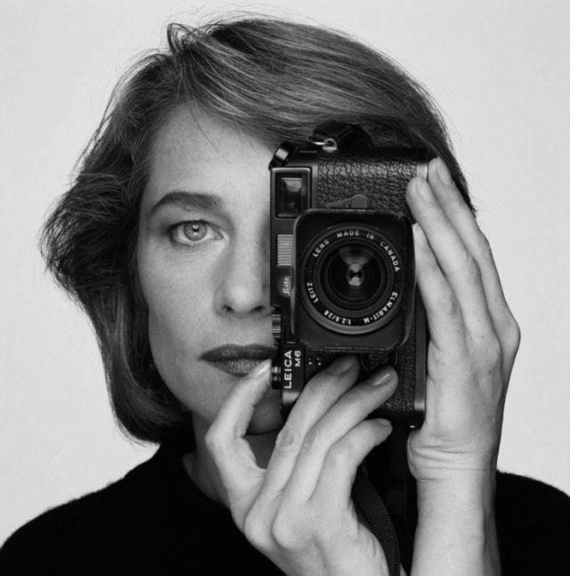 Leica ladies. #CharlotteRampling