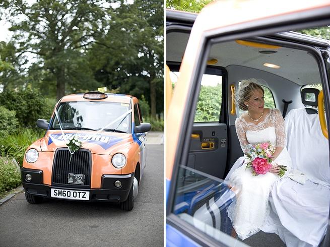 Wedding Taxi :)
