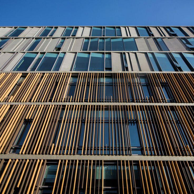 Galería de Parque tecnológico Nanjing Hongfeng, edificio A1 / One Design - 20