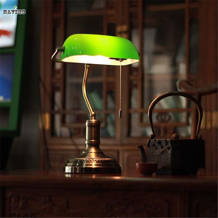 Cabeceira quarto Candeeiros De Mesa Com Sombra De Vidro LEVOU Lâmpada de Mesa E27 110 V/220 V Luzes de Leitura de Mesa Para Casa Os Banqueiros Luzes decorações Do Vintage em Luminárias de Iluminação no AliExpress.com | Alibaba Group