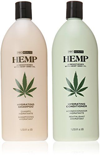 Hemp Hydrating Shampoo and Hydrating Conditioner 338oz Two Pack >>> Check out this great product.Note:It is affiliate link to Amazon.