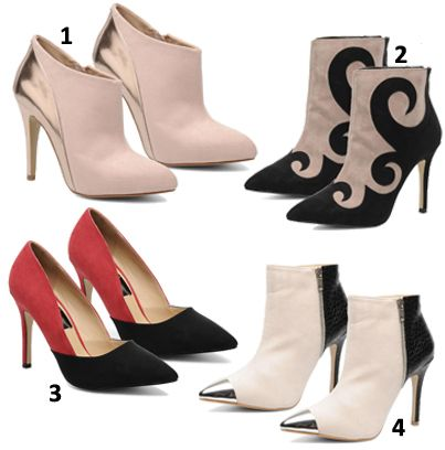 Shoes of today's new clothes! Shoes from I love shoes. Which you try first?   /Kilka butów z dzisiejszych nowości! Buty od I love shoes. Które przymierzycie jako pierwsze?    http://glamstorm.com/en/fittingroom/clothes/b/I+Love+Shoes#brand_63