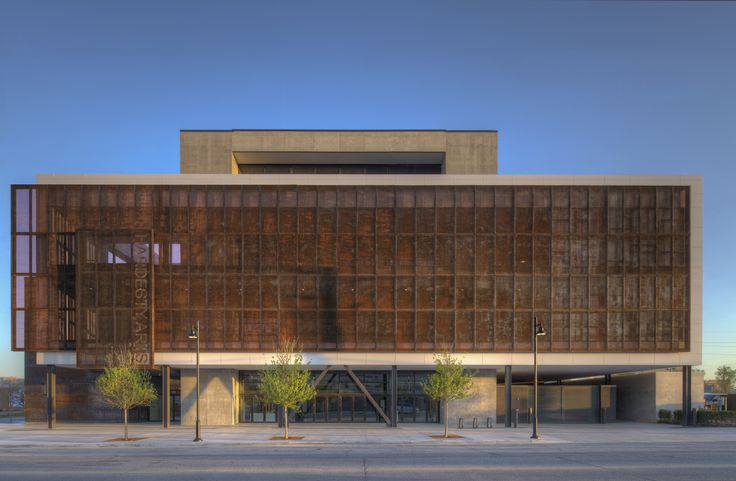 Centro de Arte Hardesty / Selser Schaefer Architects