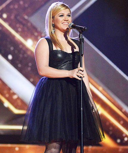 Aww, Kelly Clarkson, this is so sad!