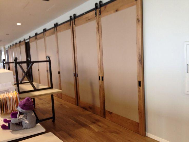 1000 ideas about sliding door room dividers on pinterest. Black Bedroom Furniture Sets. Home Design Ideas