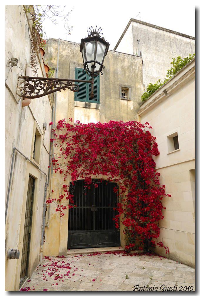 Lecce - Alley, Italy | by © Antonio Giusti