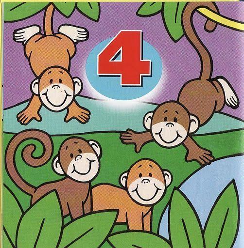 * Dieren tellen! 4-10