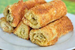 Fabryka Smaku: Krokiety z pieczarkami i serem wg. Magdy Gessler