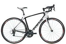 2013 Focus Izalco Ergo Ride 3.0 Carbon Road Bike 56cm LARGE Shimano Ultegra 6700