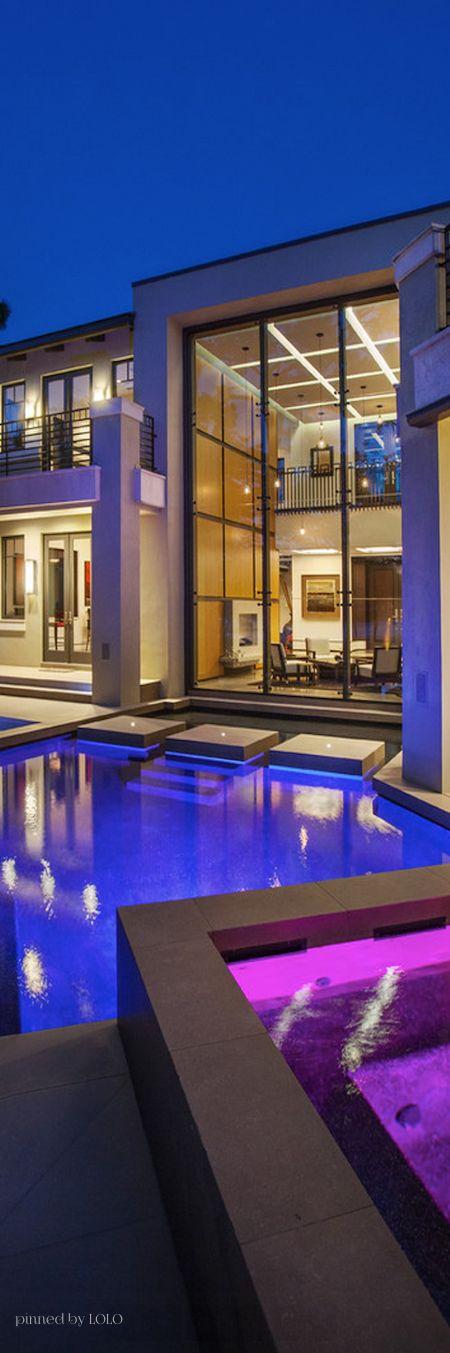 Contemporary, modern, house design