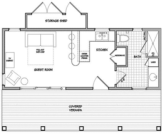 46 Best Images About Small House Plans On Pinterest