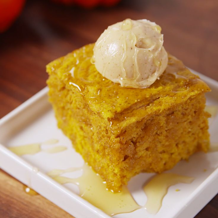 The perfect fall cornbread. #food #pastryporn #dinner #halloween #easyrecipe #recipe #kids #inspiration #ideas #forkyeah