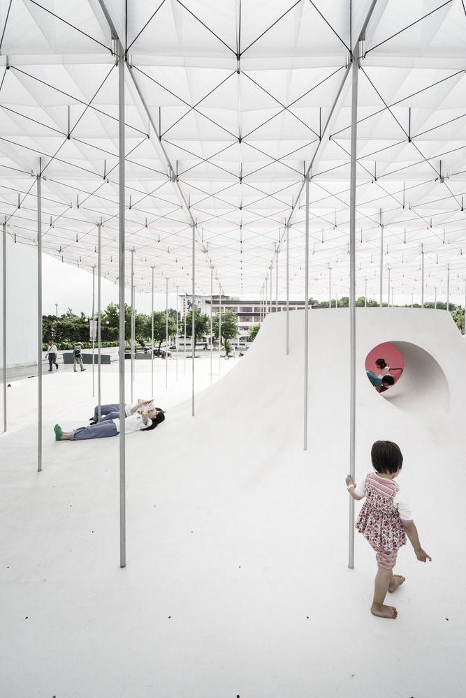 Galería de Pabellón flotante / Shen Ting Tseng architects - 5