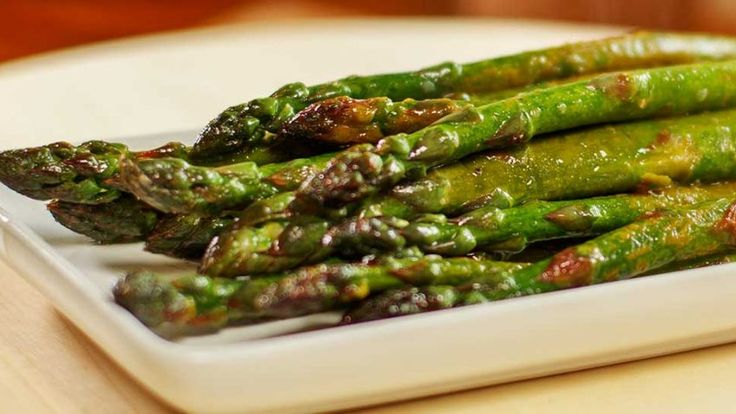 how to cook asparagus in the oven healthy
