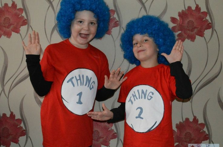 How to make your own World Book Day costumes