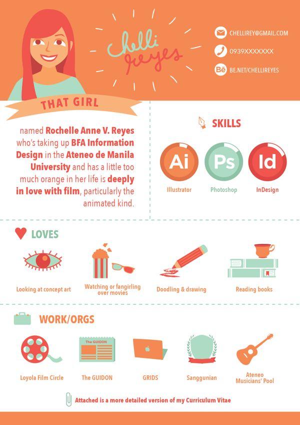 17 Melhores Ideias Sobre Curr Culo De Designer Gr Fico No