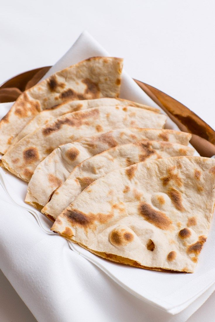 Peter Joseph of Michelin-starred Tamarind shares his roti recipe. Incredibly simple to make at home, roti contain only four ingredients.