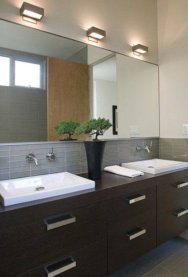 Bathroom Backsplash Design, Pictures, Remodel, Decor and Ideas - page 16