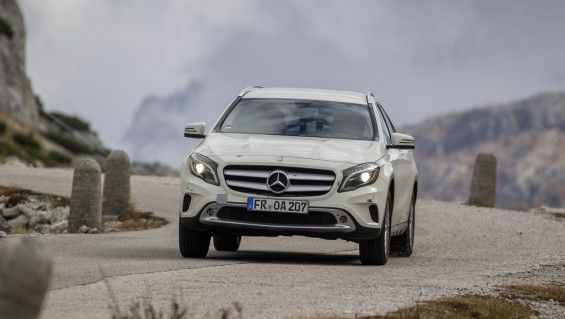 Mercedes-Benz GLA: llegó el primer SUV compacto de la marca