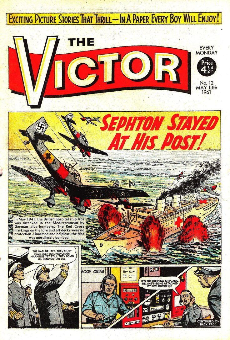 The Victor No.12 -  13th May 1961