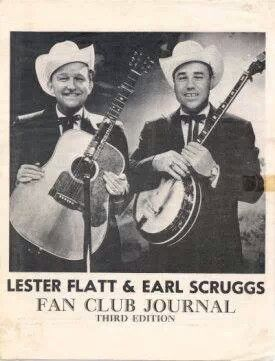 lester flatt earl scruggs:
