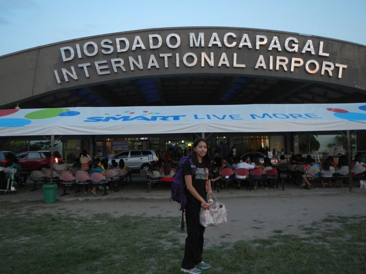Clark Airport, Angeles Pampanga