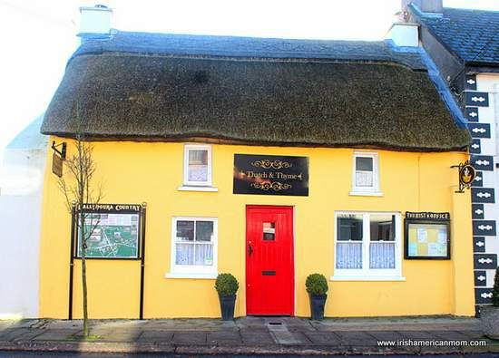 The Thatch and Thyme Restaurant, Kildorrery, County Cork