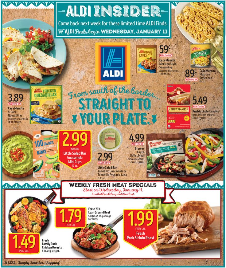 Aldi In Store Ad January 11, 2017 - http://www.olcatalog.com/grocery/aldi-weekly-ad.html
