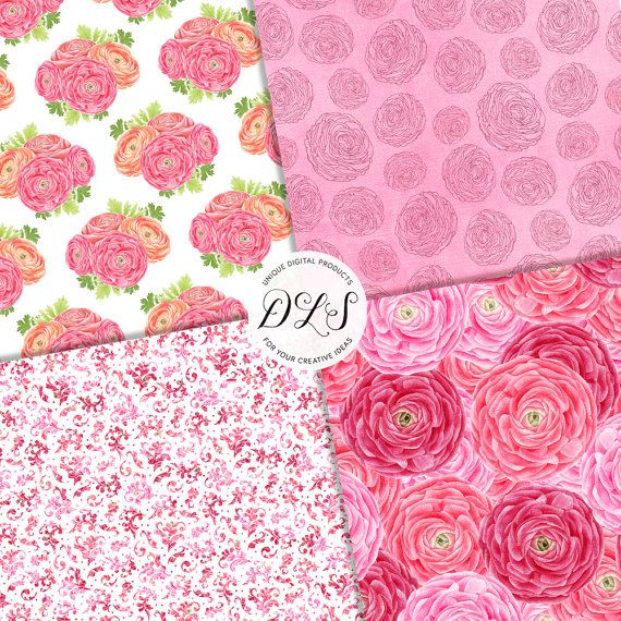 17 Best Ideas About Pink Floral Background On Pinterest