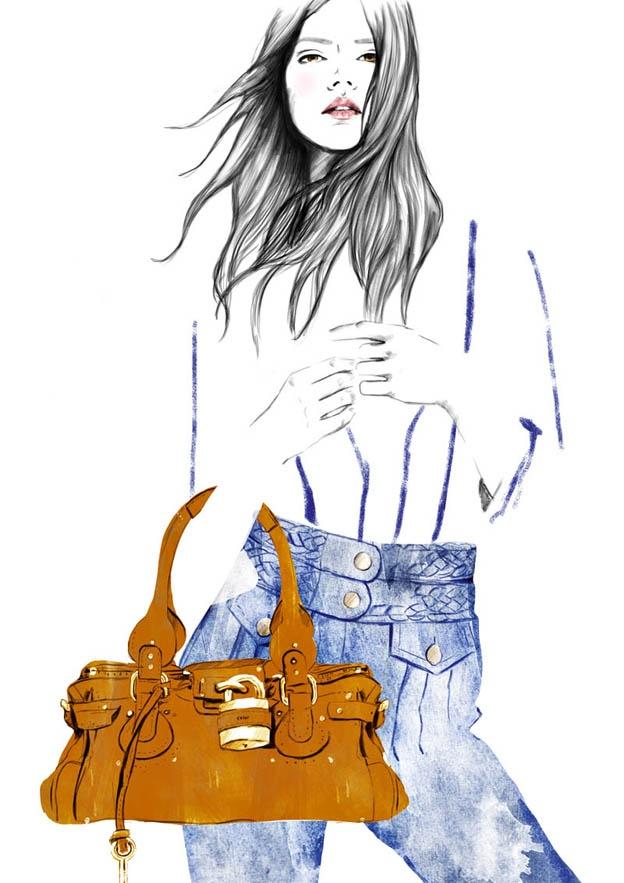 Los dibujos de Chloé