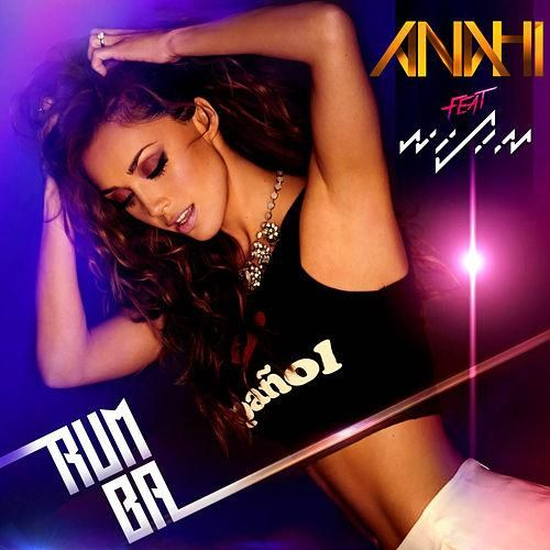 Anahí: Rumba (Feat. Wisin) (CD Single) - 2015.