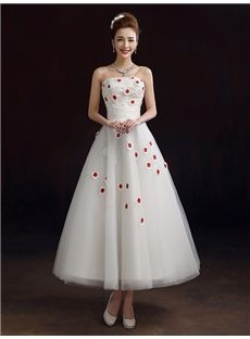 Lace Lace-up Spring Natural Elegant & Luxurious Fall Beach  Hall Wedding Dress