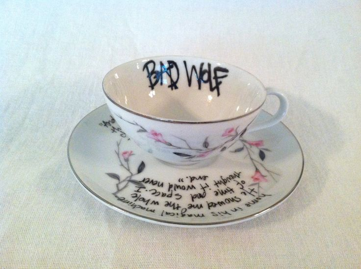 """Doctor who bad wolf tattoos 