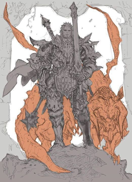 Mais um maravilhoso sketch pelo coreano Ham Sung-choul.