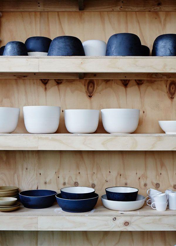 Anchor ceramics / Photo: Sean Fennessy