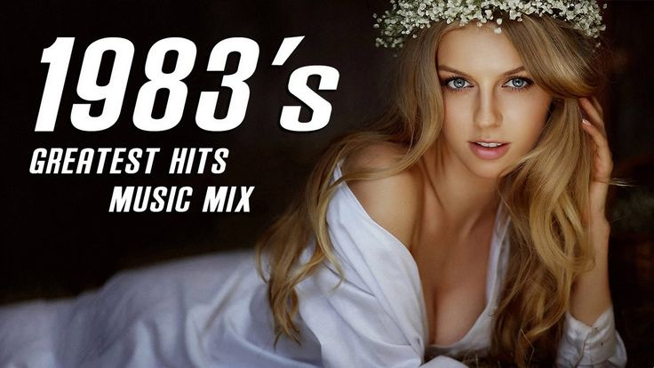 Best Songs Of 1983s - Unforgettable 80s Hits - Greatest Golden 80s Music