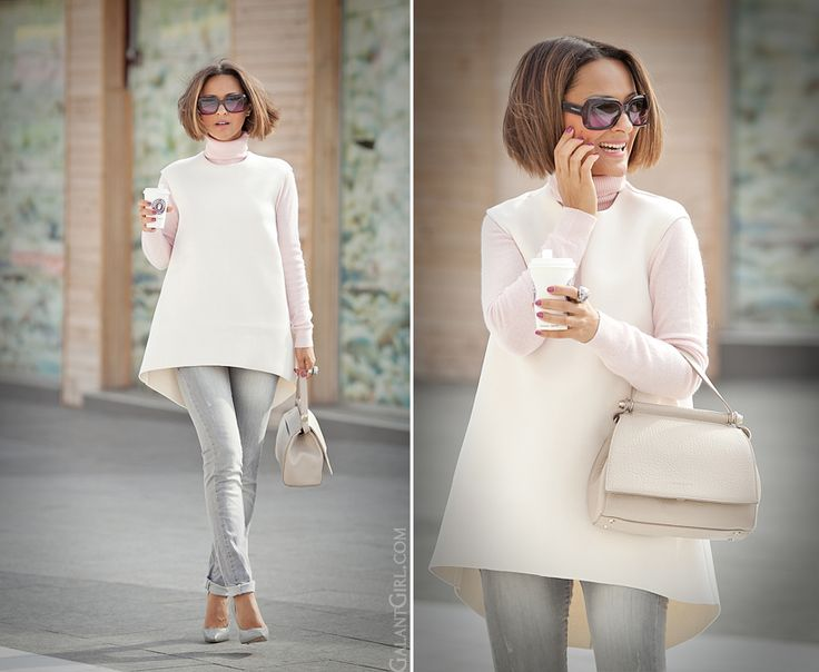 pastel autumn outfit on GalantGirl.com