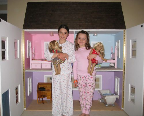 ... american girl doll house on pinterest on doll house plans south africa