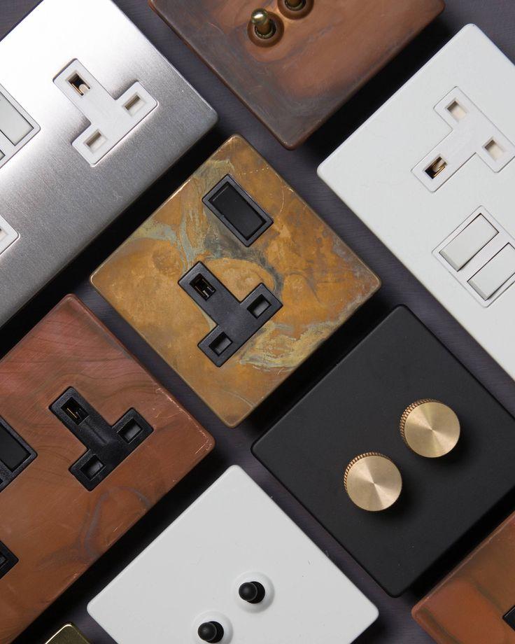 18 best INTERRUPTORES images on Pinterest | Light switches, Lights ...