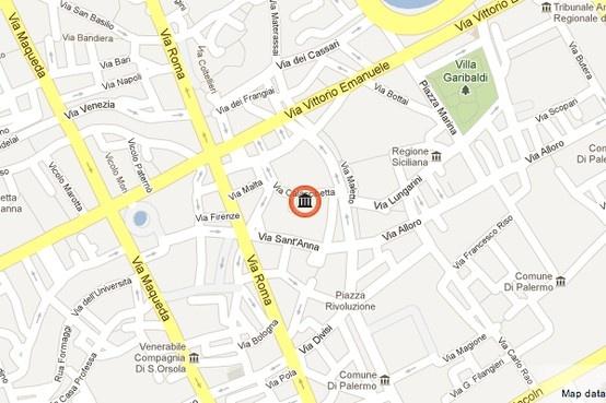 Obiettivo: Galleria d'Arte Moderna via Sant'Anna, 21 - 90133 #Palermo.  Invasione programmata per: domenica 28 aprile 2013 ore 10.30.  Info: http://gaminvasion.event... #GAMinvasion #laculturasiamonoi #liberiamolacultura #invasionidigitali