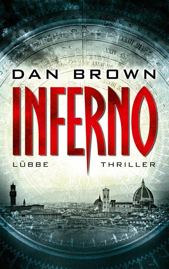 Dan Brown: Inferno | german cover | #book #DanBrown #cover