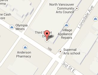 My practice address just in case you're looking for me