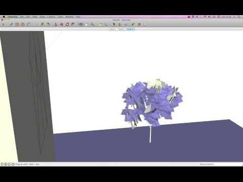 Sketchup les 3 - Alles wat je moet weten (animeren) - YouTube