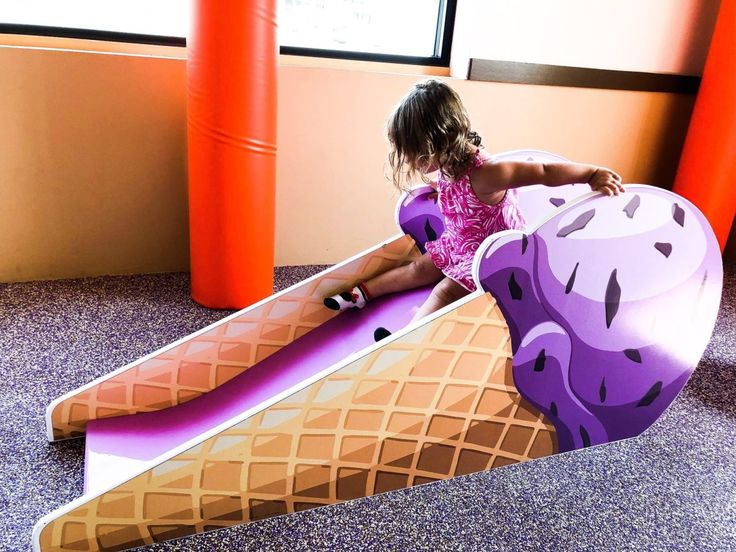 Free Cincinnati Indoor Play Areas That You Might Not Know About