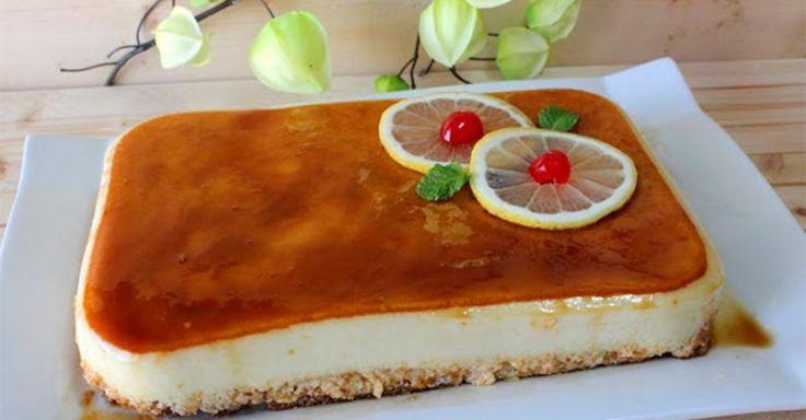 La blogger Lidia Rodríguez de Casas Increíbles ha compartido con nosotros la receta de una maravillosa tarta de limón fría.Esta versión, elaborada porJulia y sus recetas, no solo está deliciosa, sino que además es mucho
