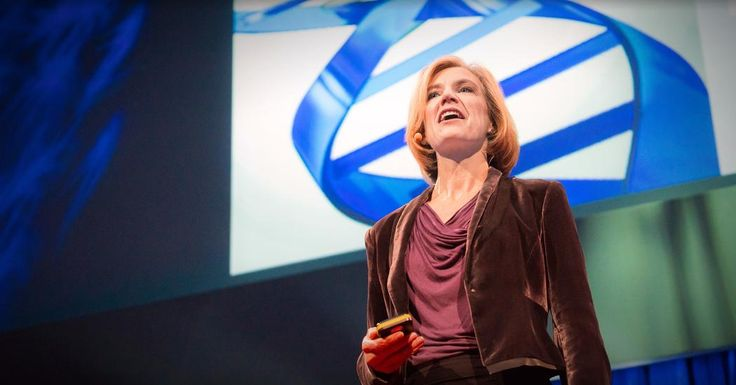 Jennifer Doudna: We can now edit our DNA. But let's do it wisely | TEDTalks (video) | Bloglovin